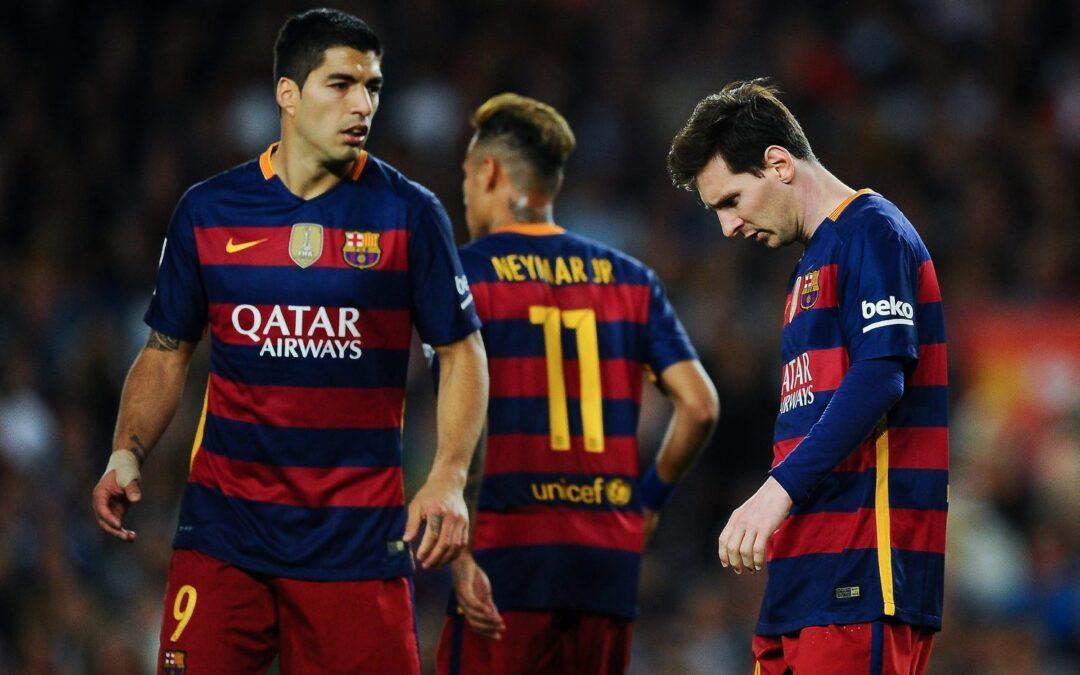 Sacudida psicológica en Can Barça